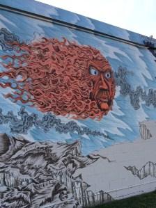 Brian Smith Mural RVa
